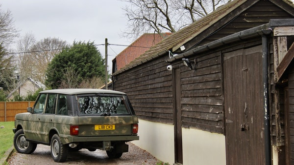 NO RESERVE! - 1993 Range Rover Vogue TDI 2.5 For Sale (picture 12 of 91)