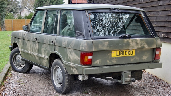 NO RESERVE! - 1993 Range Rover Vogue TDI 2.5 For Sale (picture 9 of 91)