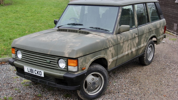 NO RESERVE! - 1993 Range Rover Vogue TDI 2.5 For Sale (picture 16 of 91)