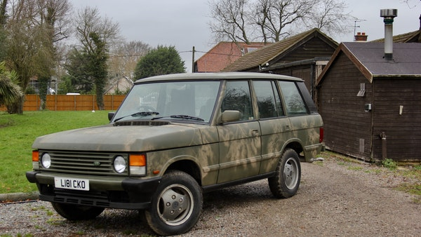 NO RESERVE! - 1993 Range Rover Vogue TDI 2.5 For Sale (picture 13 of 91)