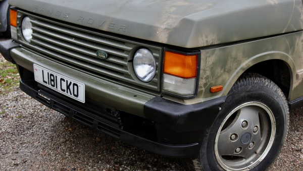 NO RESERVE! - 1993 Range Rover Vogue TDI 2.5 For Sale (picture 71 of 91)