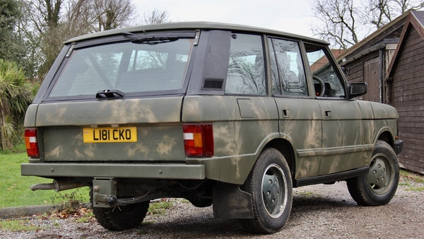 NO RESERVE! - 1993 Range Rover Vogue TDI 2.5 For Sale (picture 8 of 91)