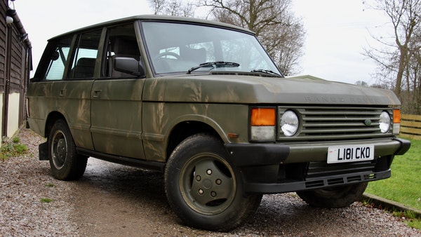 NO RESERVE! - 1993 Range Rover Vogue TDI 2.5 For Sale (picture 11 of 91)
