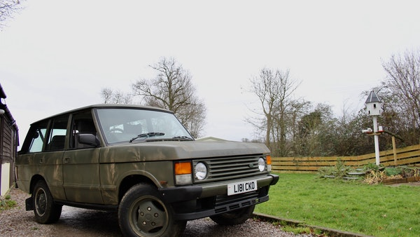 NO RESERVE! - 1993 Range Rover Vogue TDI 2.5 For Sale (picture 17 of 91)