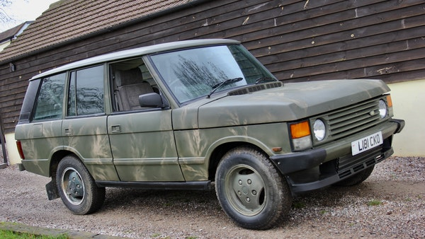 NO RESERVE! - 1993 Range Rover Vogue TDI 2.5 For Sale (picture 20 of 91)