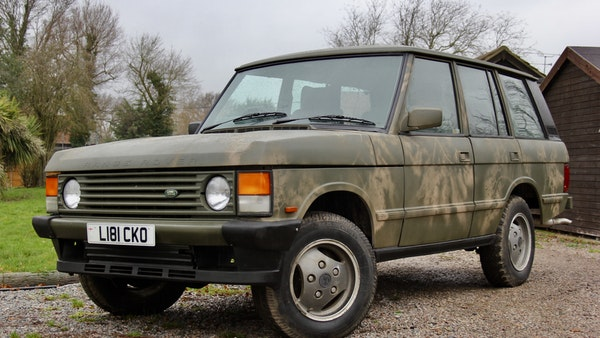 NO RESERVE! - 1993 Range Rover Vogue TDI 2.5 For Sale (picture 18 of 91)