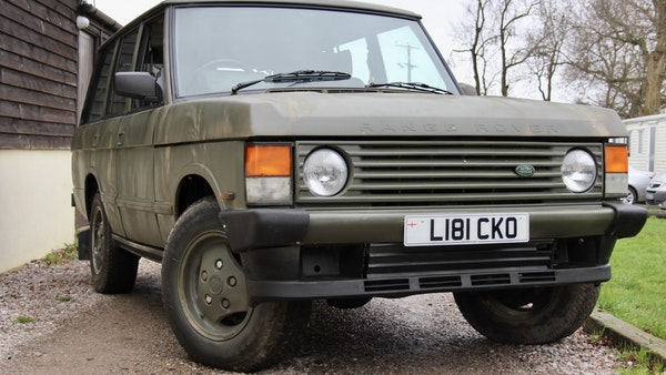 NO RESERVE! - 1993 Range Rover Vogue TDI 2.5 For Sale (picture 15 of 91)