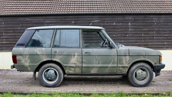 NO RESERVE! - 1993 Range Rover Vogue TDI 2.5 For Sale (picture 7 of 91)