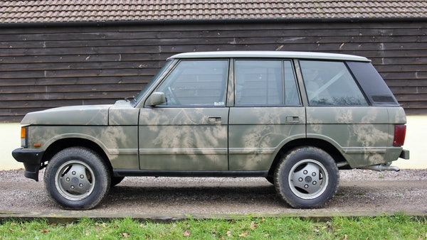 NO RESERVE! - 1993 Range Rover Vogue TDI 2.5 For Sale (picture 6 of 91)