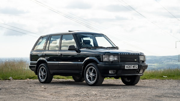 2000 Range Rover 4.6 Holland and Holland For Sale (picture 3 of 62)