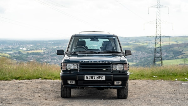 2000 Range Rover 4.6 Holland and Holland For Sale (picture 5 of 62)