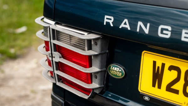 2000 Range Rover 4.6 Holland and Holland For Sale (picture 44 of 62)
