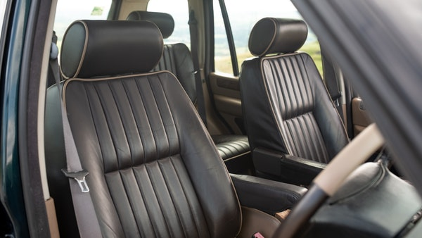 2000 Range Rover 4.6 Holland and Holland For Sale (picture 31 of 62)