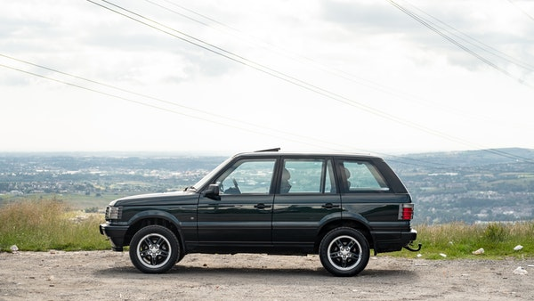 2000 Range Rover 4.6 Holland and Holland For Sale (picture 9 of 62)