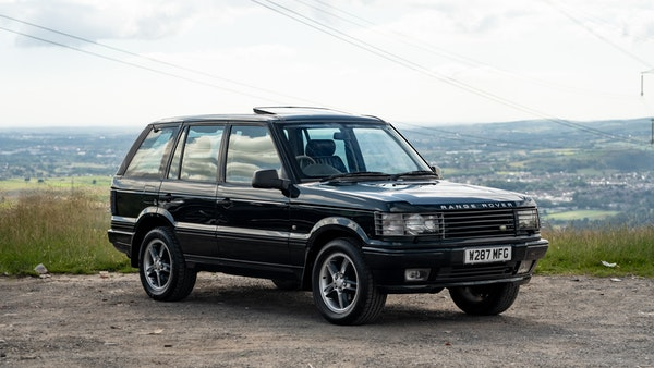 2000 Range Rover 4.6 Holland and Holland For Sale (picture 4 of 62)