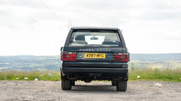 2000 Range Rover 4.6 Holland and Holland For Sale (picture 13 of 62)