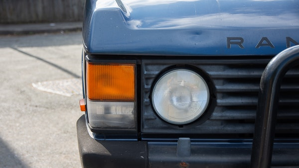 1993 Range Rover Classic LSE For Sale (picture 95 of 172)
