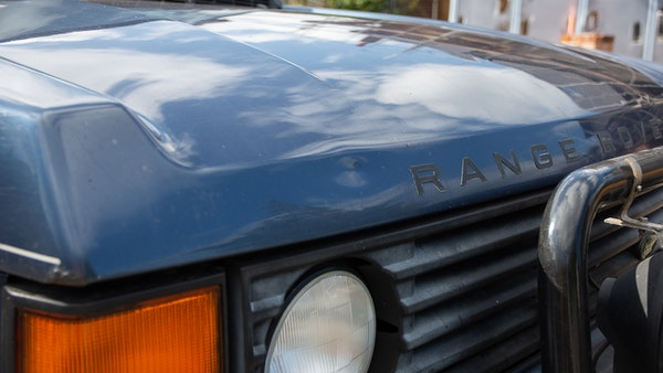 1993 Range Rover Classic LSE For Sale (picture 119 of 172)