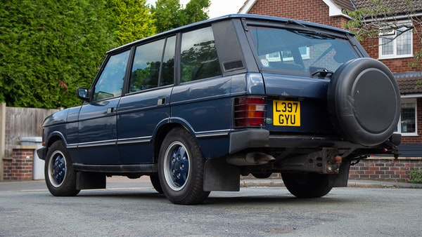 1993 Range Rover Classic LSE For Sale (picture 12 of 172)