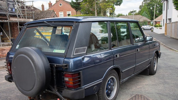 1993 Range Rover Classic LSE For Sale (picture 15 of 172)