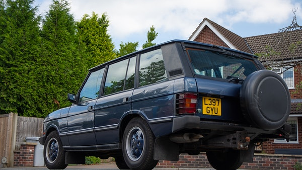 1993 Range Rover Classic LSE For Sale (picture 14 of 172)