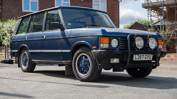 1993 Range Rover Classic LSE For Sale (picture 16 of 172)
