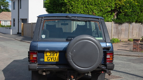 1993 Range Rover Classic LSE For Sale (picture 4 of 172)