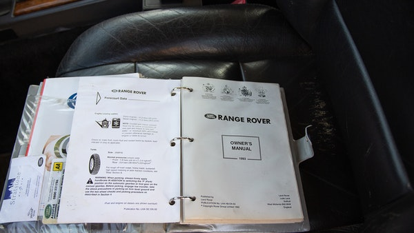 1993 Range Rover Classic LSE For Sale (picture 149 of 172)
