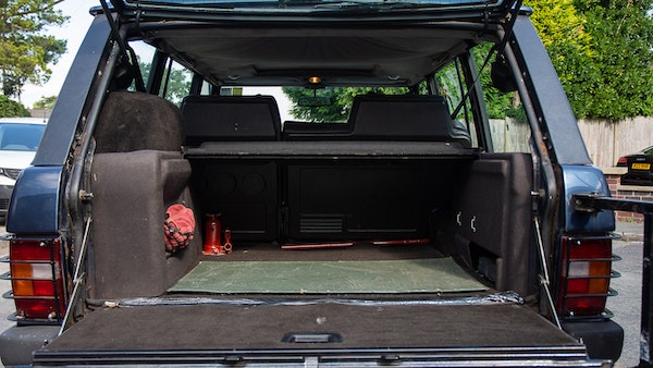 1993 Range Rover Classic LSE For Sale (picture 76 of 172)
