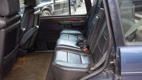 1993 Range Rover Classic LSE For Sale (picture 64 of 172)