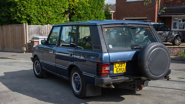 1993 Range Rover Classic LSE For Sale (picture 3 of 172)