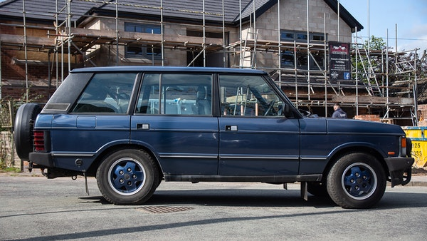 1993 Range Rover Classic LSE For Sale (picture 6 of 172)