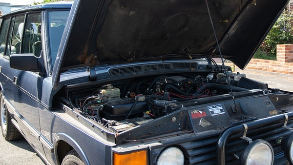 1993 Range Rover Classic LSE For Sale (picture 127 of 172)