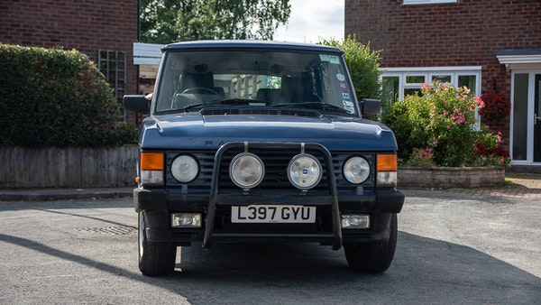 1993 Range Rover Classic LSE For Sale (picture 9 of 172)