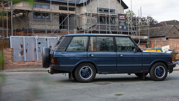 1993 Range Rover Classic LSE For Sale (picture 13 of 172)