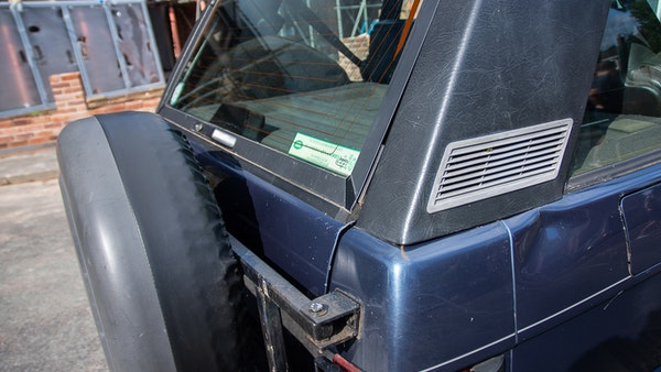 1993 Range Rover Classic LSE For Sale (picture 111 of 172)