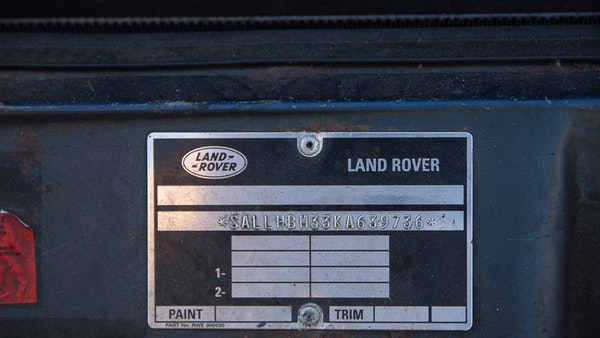 1993 Range Rover Classic LSE For Sale (picture 126 of 172)