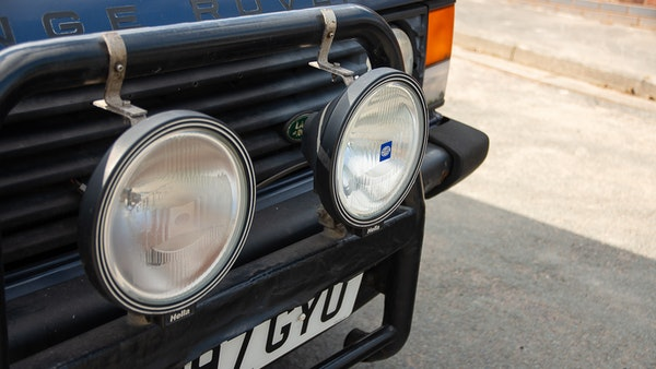 1993 Range Rover Classic LSE For Sale (picture 106 of 172)