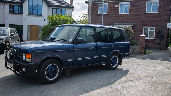 1993 Range Rover Classic LSE For Sale (picture 10 of 172)