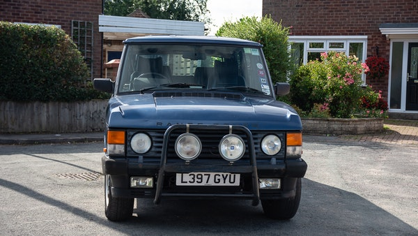 1993 Range Rover Classic LSE For Sale (picture 8 of 172)