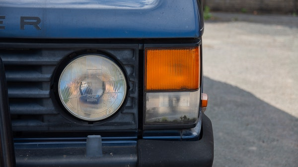 1993 Range Rover Classic LSE For Sale (picture 96 of 172)