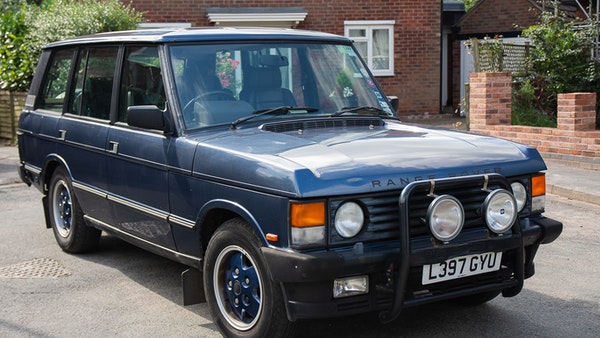 1993 Range Rover Classic LSE For Sale (picture 1 of 172)