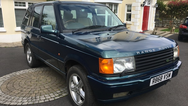 1998 Range Rover P38 For Sale (picture 1 of 97)