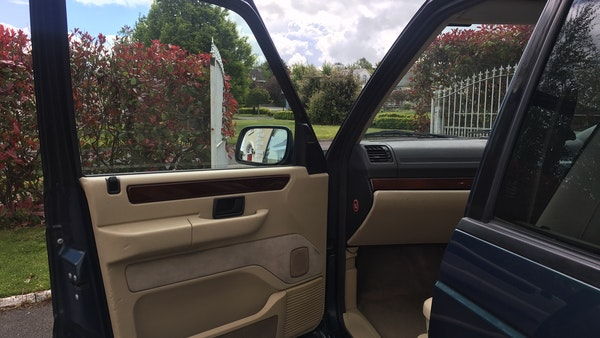 1998 Range Rover P38 For Sale (picture 25 of 97)