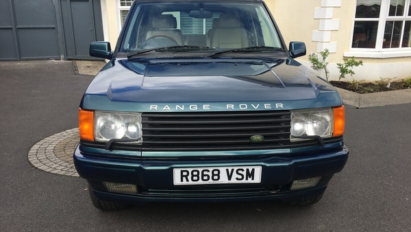 1998 Range Rover P38 For Sale (picture 4 of 97)