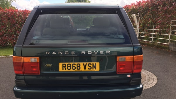 1998 Range Rover P38 For Sale (picture 9 of 97)