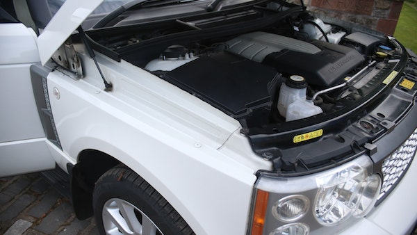 2007 Range Rover V8 Supercharged For Sale (picture 105 of 139)