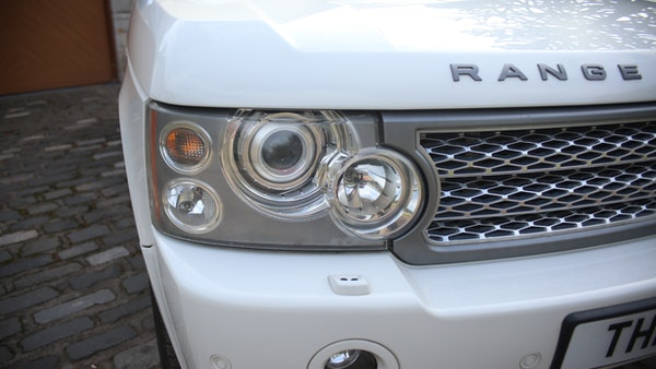 2007 Range Rover V8 Supercharged For Sale (picture 87 of 139)