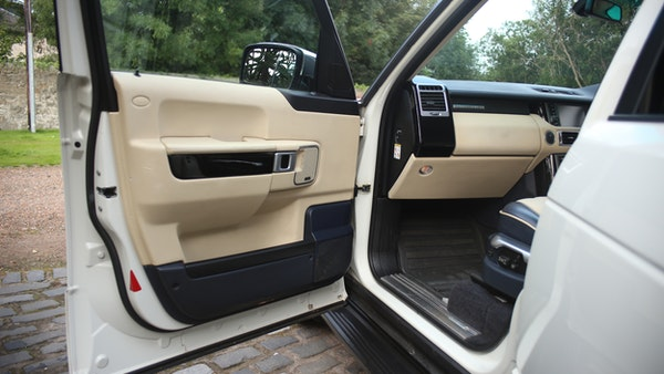 2007 Range Rover V8 Supercharged For Sale (picture 36 of 139)