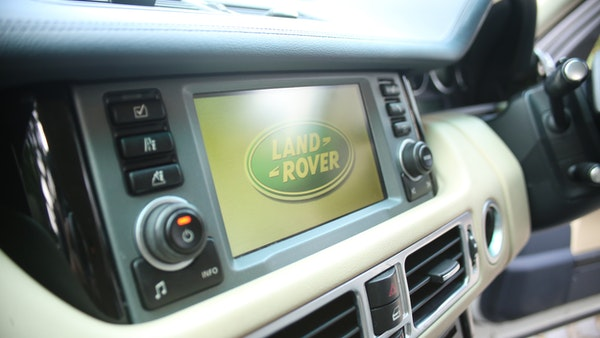 2007 Range Rover V8 Supercharged For Sale (picture 66 of 139)